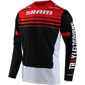 Troy Lee Designs Sprint Jersey, formula SRAM red/black
